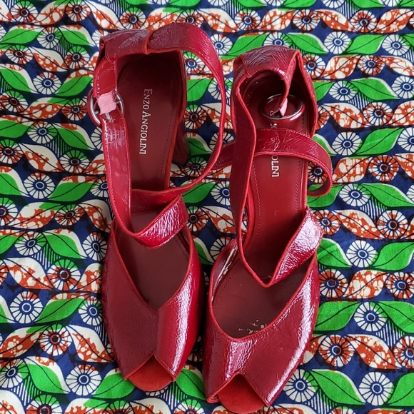 Enzo Angiolini Shoes | Used Sandals For